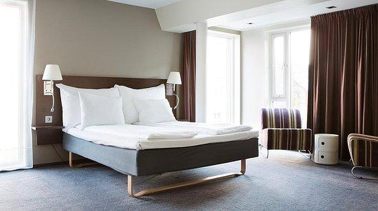 Upgrade room Comfort Hotel Trondheim