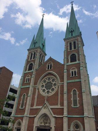 Saint John Evangelist Catholic Church Indianapolis