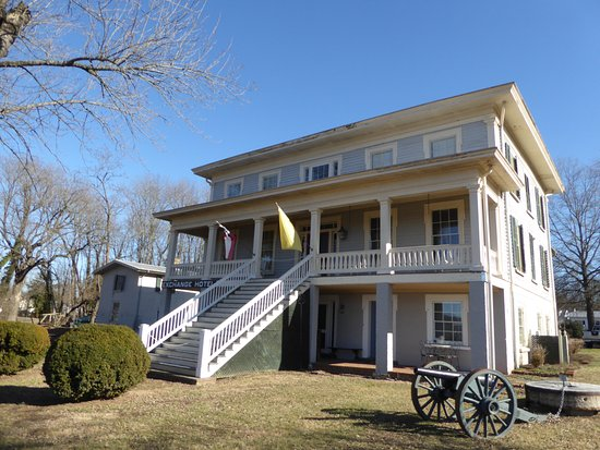 Civil War Medical Museum: Front