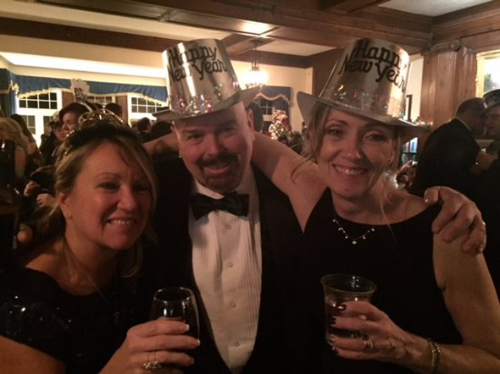 Skytop Lodge: New Years Party