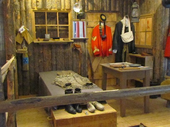 Fort Calgary: Inside the museum