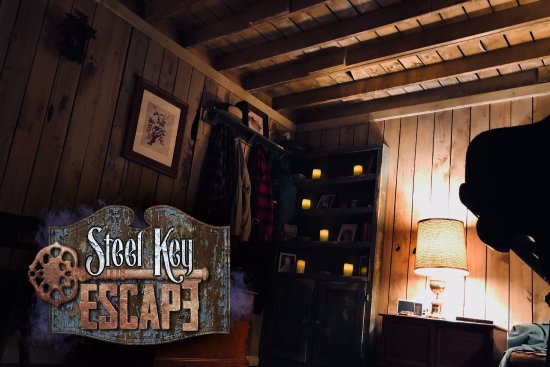 Chambersburg, PA: Steel Key Escape