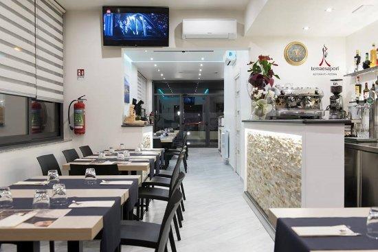 Педара, Италия: Sala Bar!!!