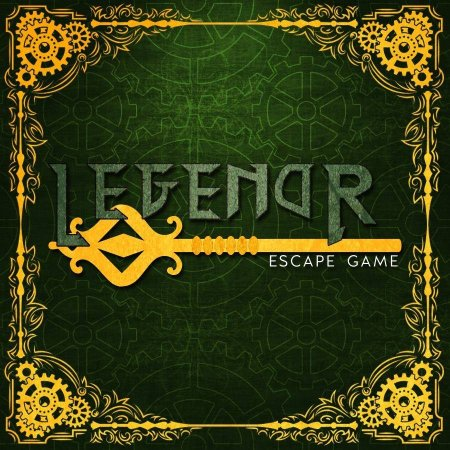 LegendR - Escape Game
