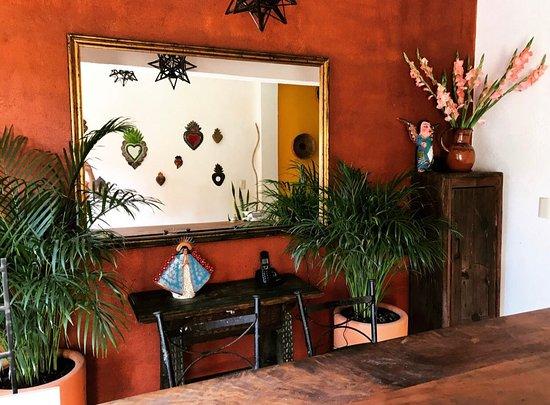 Zipolite, Μεξικό: Recepcion