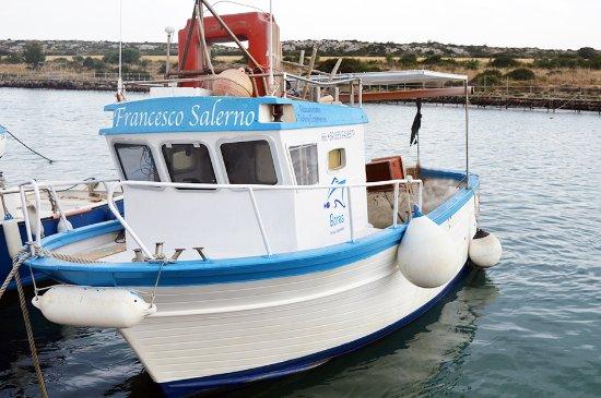 Syracuse, Italië: Borea Escursioni e Pescaturissmo