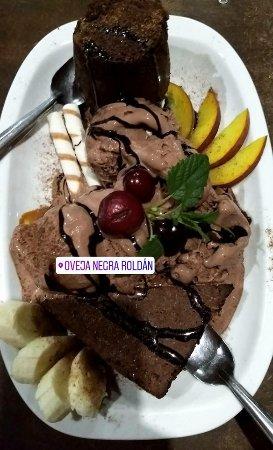 Roldan, Argentina: suicidio de chocolate