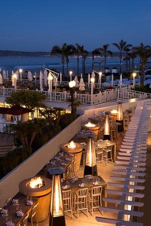 Eno Restaurant Hotel Del Coronado