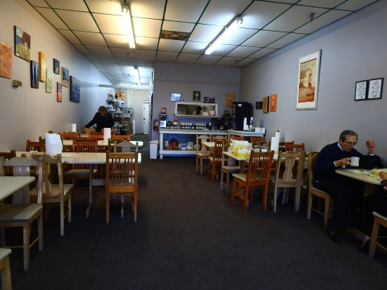 Cafe Beignets Of Alabama Orange Beach
