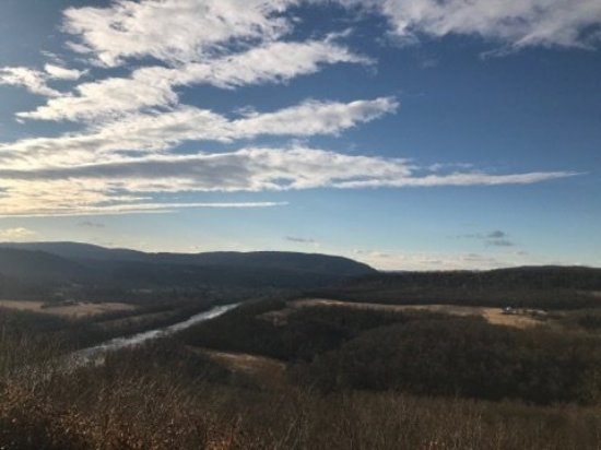 Berkeley Springs, Virginia Occidental: Prospect Peak