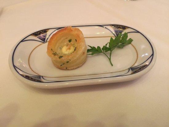 Gruss aus der Küche - Picture of Chez Fernand, Playa del Ingles ...