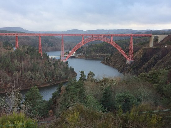 ‪‪Garabit Viaduct‬: Viaduc de Garabit‬