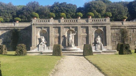 Villa Barberini al Gianicolo