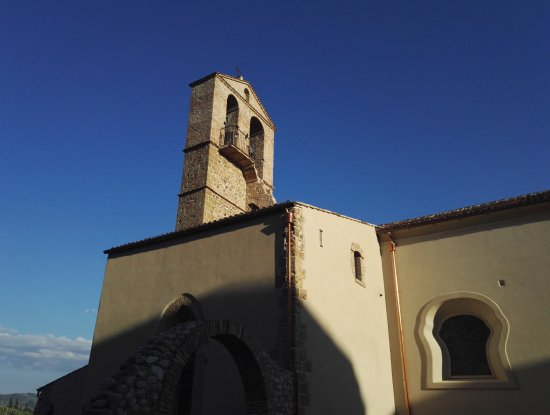 Senise, إيطاليا: La torre campanaria