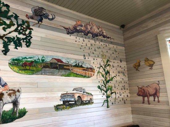 Saint Rose, لويزيانا: More local art