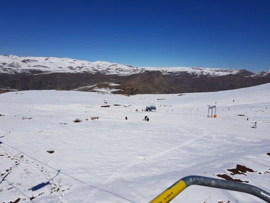 Valle Nevado, Chile: parouuuuu