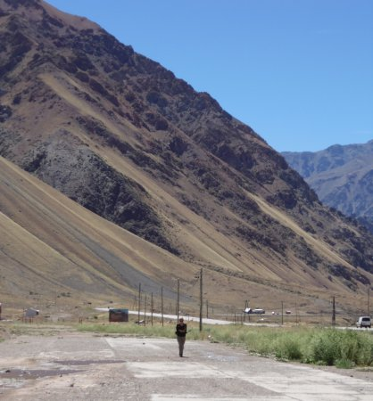 Los Penitentes, Argentina: penitentes
