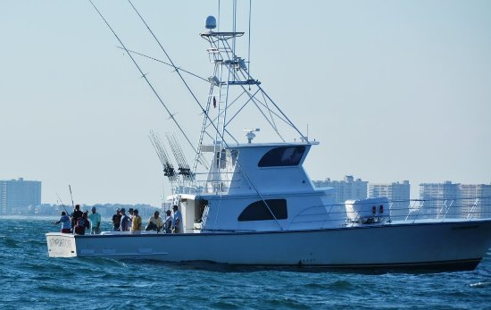 Intimidator Sportfishing Inc.
