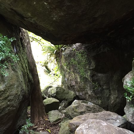 Wairere Boulders : photo2.jpg