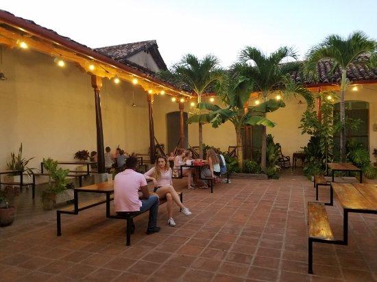 rencontres à Granada Nicaragua