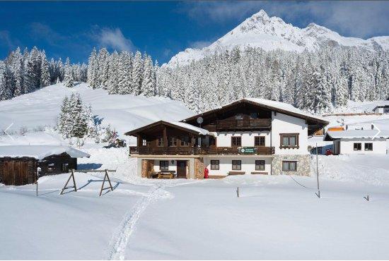 Muhlbach am Hochkonig, Austria: Berggasthof Mittereggalm am Hochkönig