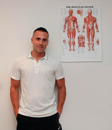 Pedro Olabarri Sports Massage