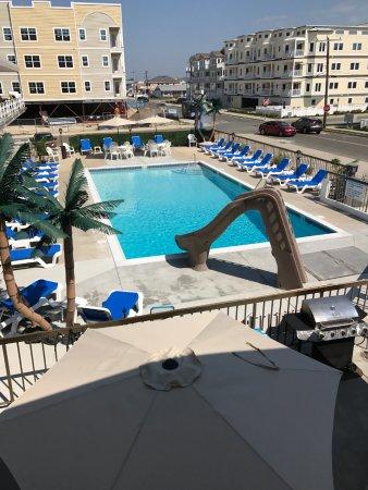 Beach Colony Motel Wildwood New Jersey