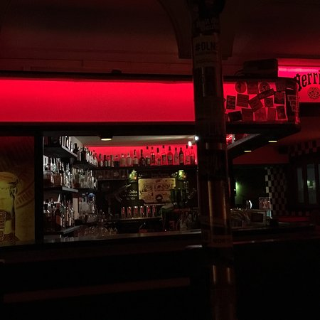Heilbronn, Germany: PlanB die bar.