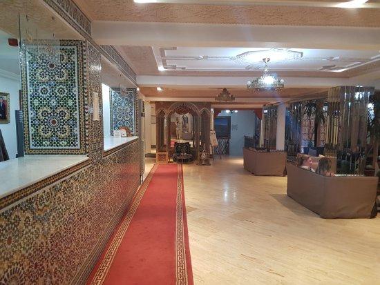 Hotel Fes Inn - Sodetel: holl