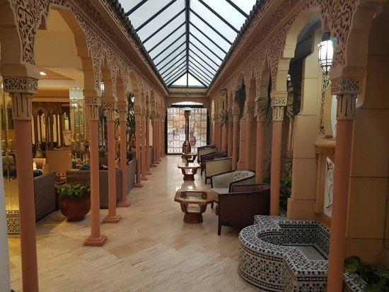 Hotel Fes Inn - Sodetel: holl 1