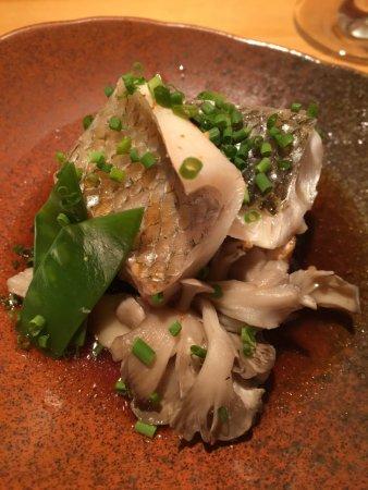WAGOKORO Cocina japonesa: Fish