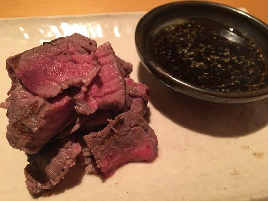 WAGOKORO Cocina japonesa: meat