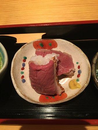 WAGOKORO Cocina japonesa: duck