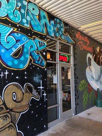 Catalina Cafe: Entrance