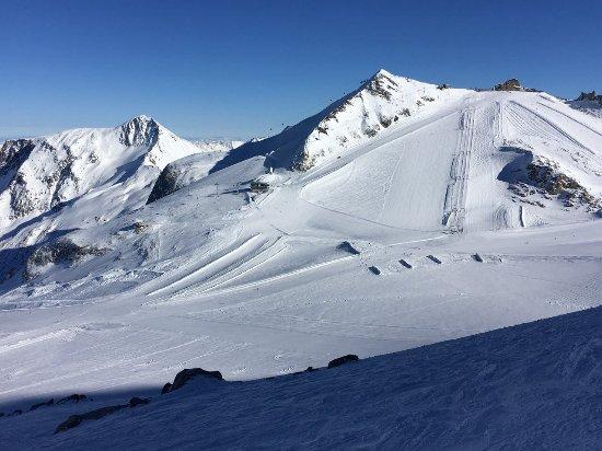 Hintertuxer Gletscher: 11.00 - утро