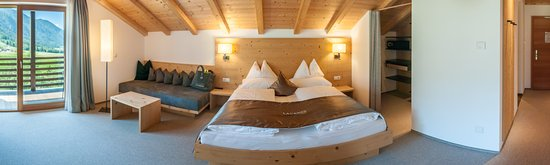 Santa Maddalena, Italy: Double Room Top View