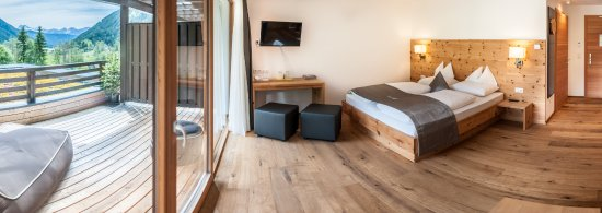Santa Maddalena, Италия: Classic Double Room in Pine