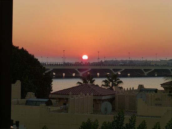 Shangri-La Hotel, Qaryat Al Beri, Abu Dhabi: From Horizon Club