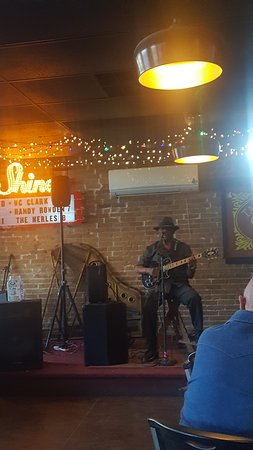 Buda, TX: W.C. Clark at Tavern on Main