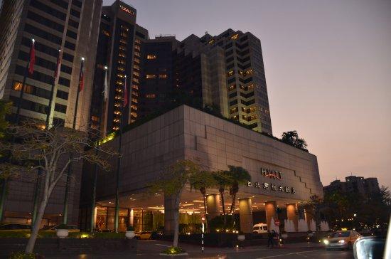 Grand Hyatt Taipei Foto