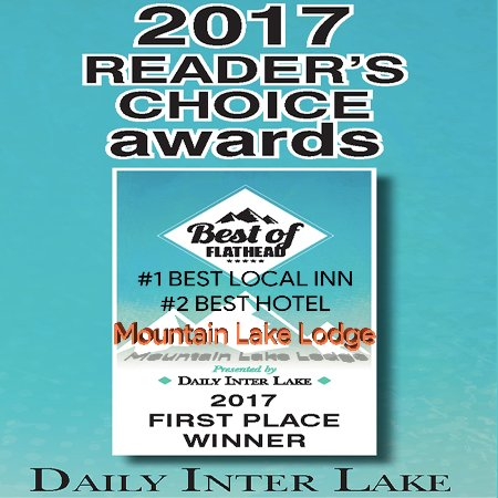 Bigfork, MT: Best of Flathead Awards Best Local Inn