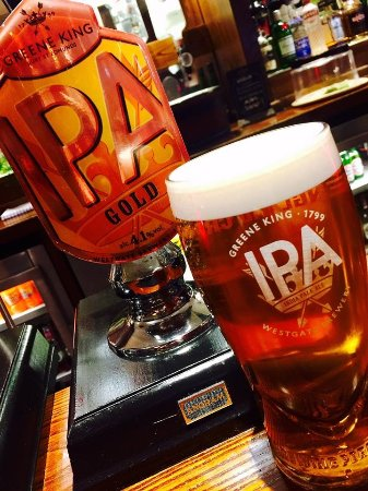 Eccles, UK: Classic IPA!