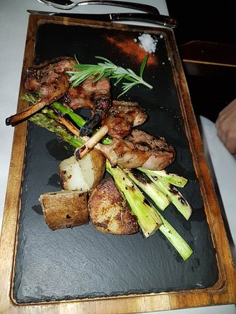 Oso Ristorante: Новый инстаграмный ресторан