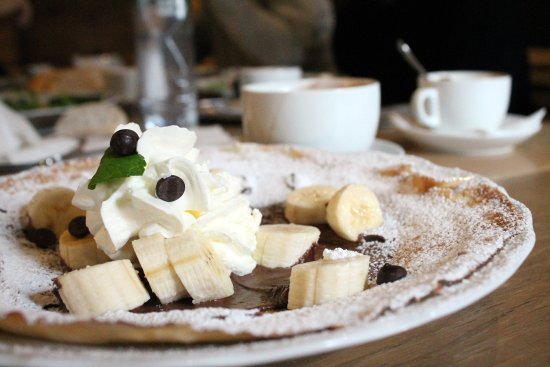 Cukr Kava Limonada: Pancake plate