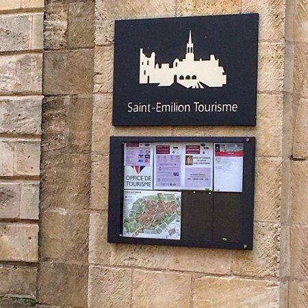 Foto de tourism office saint emilion saint emilion tripadvisor - Office du tourisme de saint emilion ...