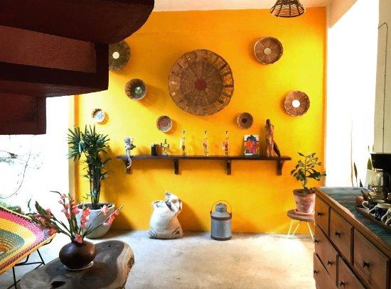 Zipolite, Μεξικό: Lobby