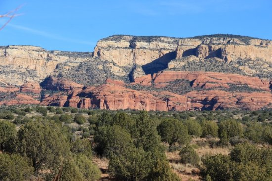 Red Rock Jeep Tours: More of the sights on the trip