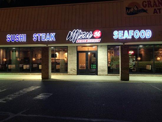 Mizu 36 Asian Cuisine: 145 Monmouth road suite 9