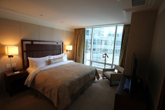 Shangri-La Hotel, Vancouver: Bedroom