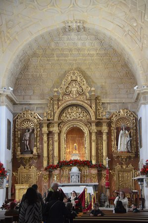 Conil de la Frontera, Spanien: Parish of Saint Catherine of Alexandria